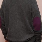 Пуловер Pierre Cardin,100% шерсть,  р.М