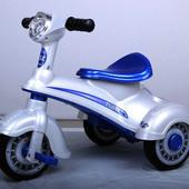 Детский мотоцикл - электромобиль. T-711