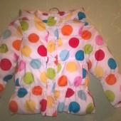 Яркая, очень красивая куртка Gymboree 2-3т. большемерит.