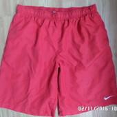 Nike фірмові шорти XL