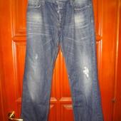 Мужские джинсы Sisley, оригинал, новые, regular
