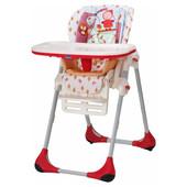 Chicco 79065.26 стульчик для кормления Polly 2 in 1 (Happy Land)