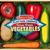 Игровой набор «Овощи», Melissa&doug Артикул: MD4083