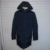 Распродажа! Мужская зимняя удлиненная куртка - парка на холлофайбере Winner Stile, модель