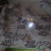 Зонтик детский, прозрачный, 6 цветов