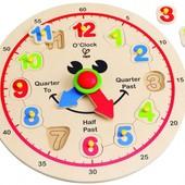Часы «Веселое время», Hape Артикул: E1600