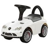 Машинка-каталка Bambi M 3189-1 Mercedes-benz, eva колеса,музыкальная