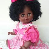 Кукла негр этническая  Гдр Германия.