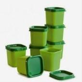 Порционные стаканчики (8 шт ) Микро Гурме Tupperware