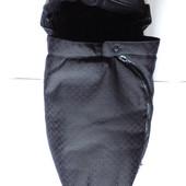 Теплый конверт в коляску футмуф Mothercare  (длина 90, шир. 35 по низу)