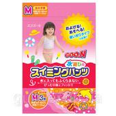 Трусики-подгузники для плавания Goo.N для девочек, 3 размера