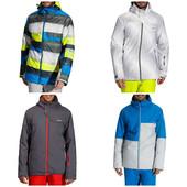 Теплая  мужская зимняя куртка l-2xl,підходить для лижників.Польща