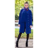 пальто женское 48рр Италия  шерсть  супер