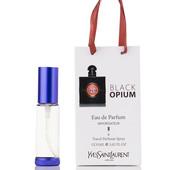 Black Opium Yves Saint Laurent женская парфюмерия 35 мл.