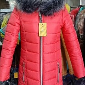 Зимняя куртка парка Софи, разные расцветки