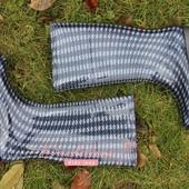 Стильные женские резиновые сапоги Demar Польша. 38, 39 р. Большемерят! Доставка за 1 день!