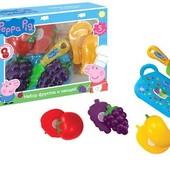 Игровой набор 5 предметов от  Peppa  я режу фрукты овощи пеппа