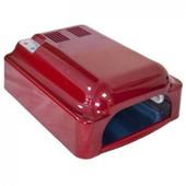 УФ Лампа Simei ― 828 с вентилятором для полимеризации геля, 36 W, таймер 1, 2, 3 минуты