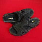 Сандалии Ecco оригинал натур кожа 40 размер