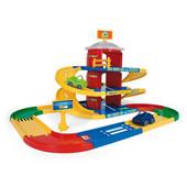 Wader Kid Cars 3D детский паркинг 3 этажа с дорогой 4, 6 м Арт: 53040