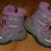 Зимние термо ботиночки 26 р Superfit GoreTex