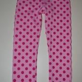 яркие брюки 4-5 лет