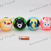 Игрушки для купания, пищалки мячики домашние животные, дикие животные, мишка слон заяц собака