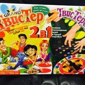 Напольная игра Твистер 2 в 1 новинка