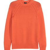 Классный мужской свитер h&m