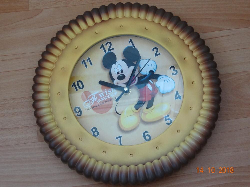 Большие детские настенные часы фото №1