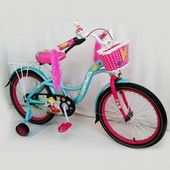 Детский двухколесный велосипед infanta -20