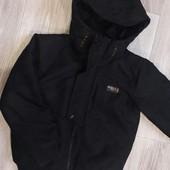Стильная куртка Next 9 л 134 см