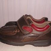 Туфли, ботинки Start-rite 21-22р (6,5), 15см, кожа, Италия, оригинал