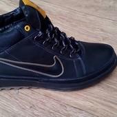 мужские ботинки Nike,Adidas.....