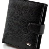 Мужской кожаный кошелек портмоне правник SТ В наличии разные модели