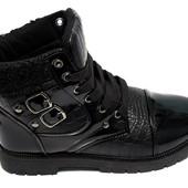 ботинки на паралончике р 39