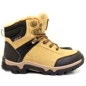 Зимние ботинки для мальчика 33-38 р.СП