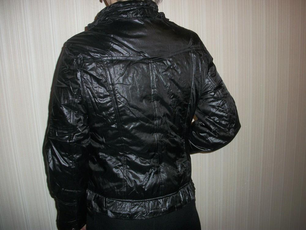 Куртка ветровка демисезонная женская и подростковая s m l xl 2xl 3xl фото №3