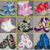 Обувь детская от 19-24 р.