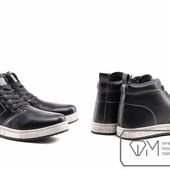 Модель № : W3622 Ботинки мужские на искусственном меху