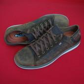 Туфли кроссовки Skechers натур кожа размер 44-45