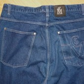 Очень качественные мужские джинсы большого размера, р.38