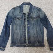 Джинсовая куртка Adidas NEO 100% оригинал (М)