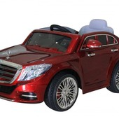 Детский электромобиль Mercedes Benz ZP 8003 R-3 красная