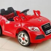 Электромобиль детский Bambi Audi B 28 A-2 R-3