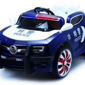 Детский электромобиль J1611 Джип, синий