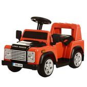 Детский электромобиль Land Rover M 3163 BR-7 , оранжевый
