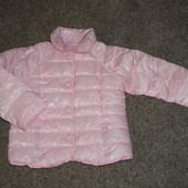 Деми куртка на 6 лет
