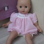 Кукла пупс малышка gotz Германия