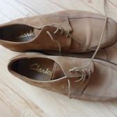 Туфли Clarks, размер 43